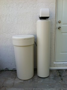 Customer Water Softener - Largo
