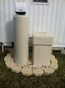 Customer Water Softener - Lutz